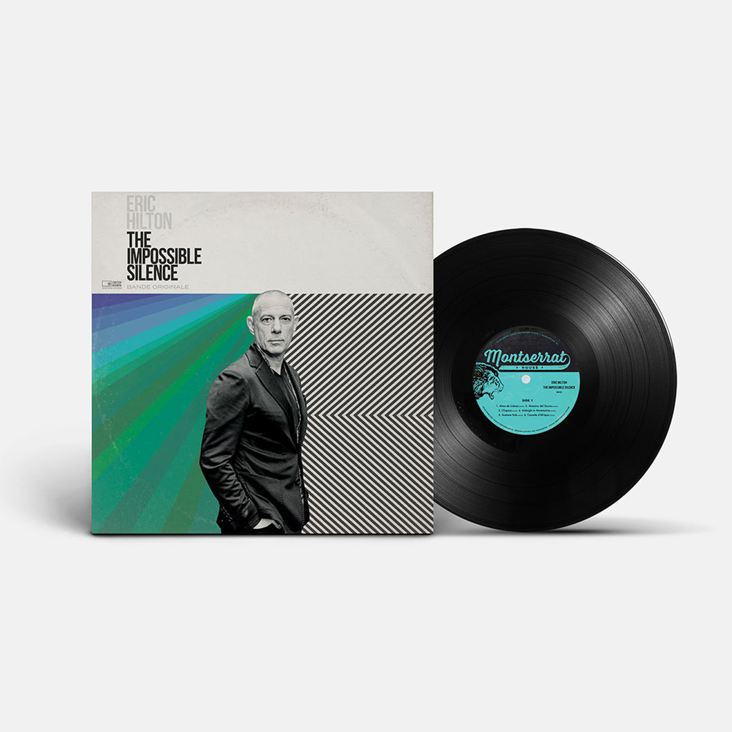 The Impossible Silence – LP -PRESALE