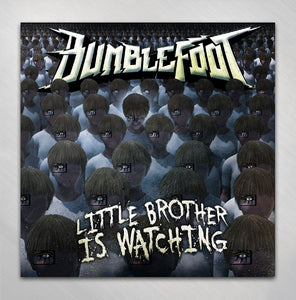 """Little Brother Is Watching"" CD"