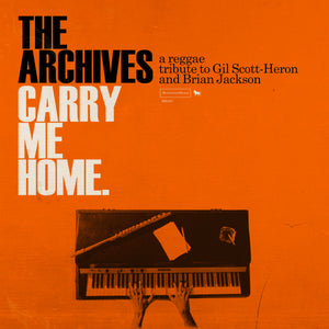 Carry Me Home Digital Download