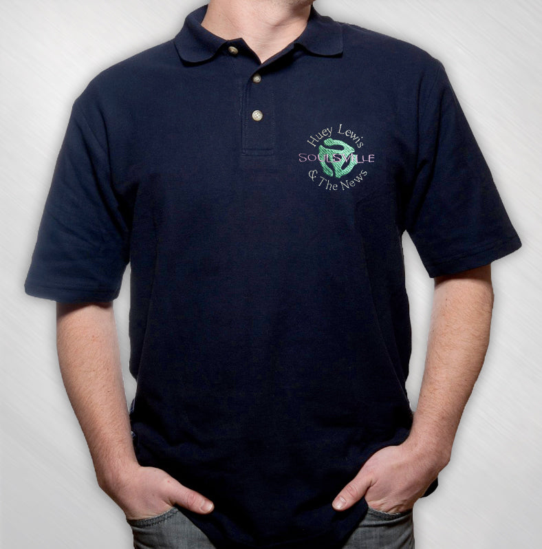 Navy Soulsville Polo Shirt