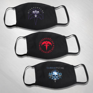 Queensryche Mask - Set of 3