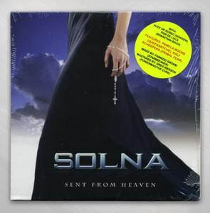 SOLNA - SENT FROM HEAVEN CD -PAMELA MOORE