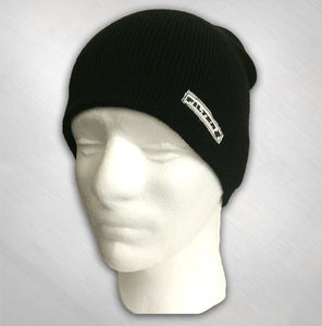 Patched Logo Beanie