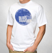 Load image into Gallery viewer, 2016 Men's White Blue Moon Tour Tee