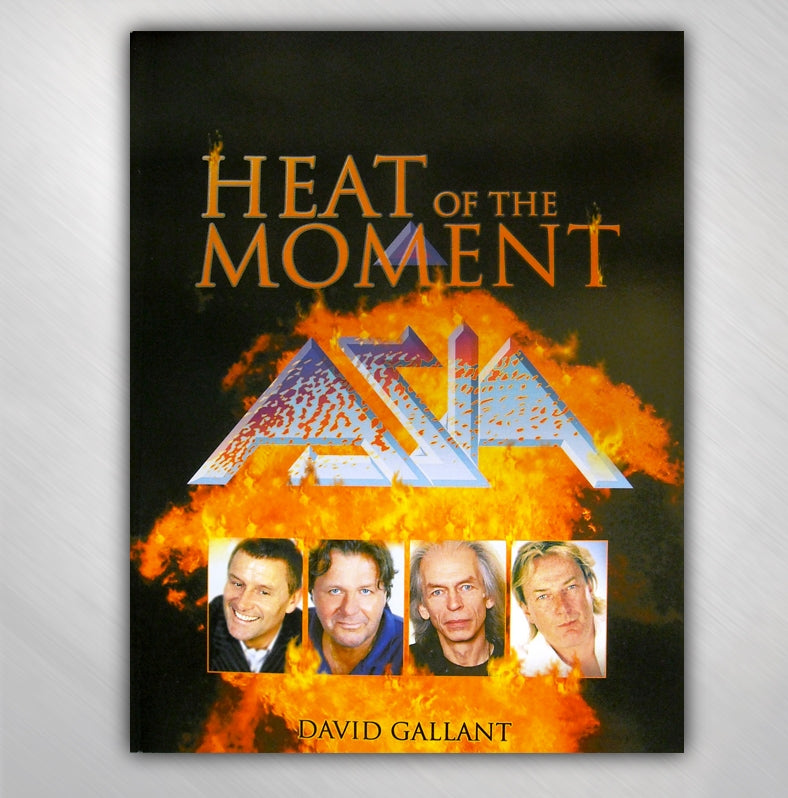 Heat Of The Moment Book