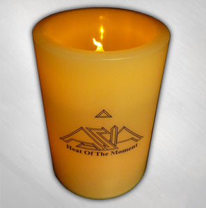 Heat Of The Moment Candle