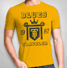 Load image into Gallery viewer, 2014 Men's Gold University Tour Tee