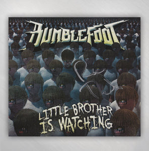 """Little Brother Is Watching"" CD- Autographed"
