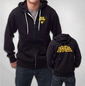 Men's Long Ago Zip Hoodie
