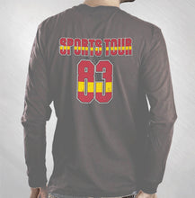 Load image into Gallery viewer, Grey '83 Sports Longsleeve