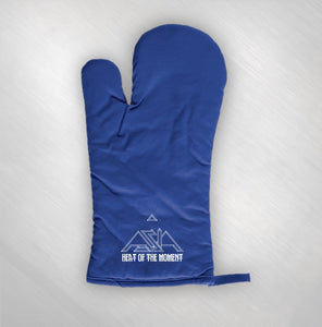 Heat Of The Moment Oven Mitt