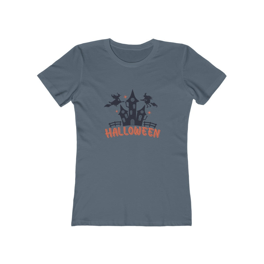 Halloween Women's The Boyfriend Tee