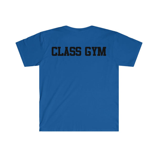 Class Gym Men's Fitted Short Sleeve Tee