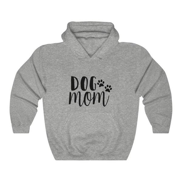 Dog Mom Unisex Heavy Blend™ Hooded Sweatshirt