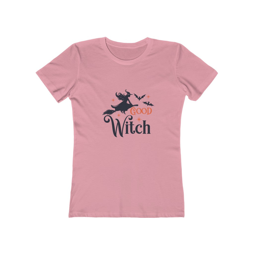 Good Witch Women's The Boyfriend Tee