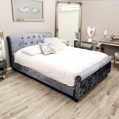 Milan 1607 Super King Dark Silver
