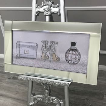 Designer Trio - Handbag, Shoes, Perfume (MR)