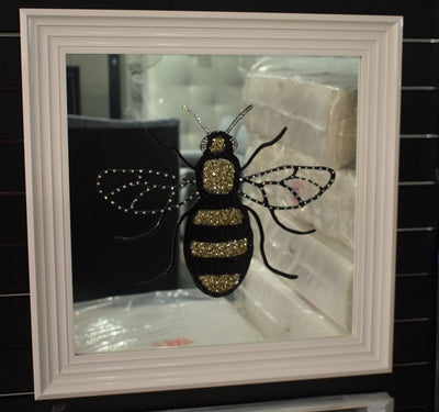 Manchester Bee Mirror