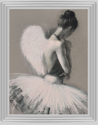 Angel Girl Wings II (MR)
