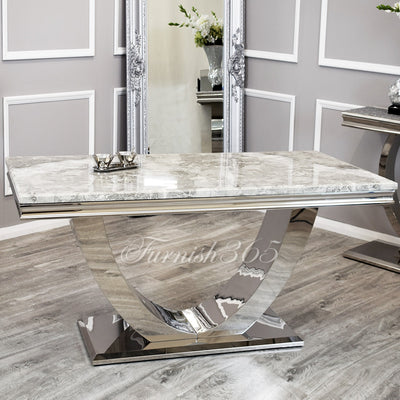 Arial Dining Table - ALL COLOURS / SIZES