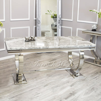 Arianna Dining Table (ALL COLOURS / SIZES)