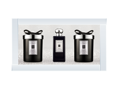 Designer Perfume Trio Artwork