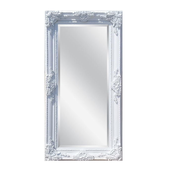 Roma White Mirror - ALL SIZES