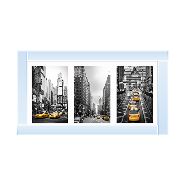New York Yellow Cabs Artwork