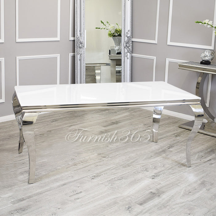 Louis Dining Table (ALL COLOURS / SIZES)