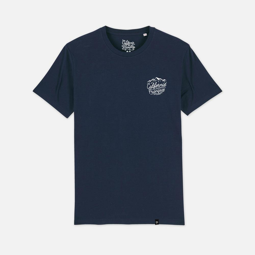Tee-shirt Peak Navy