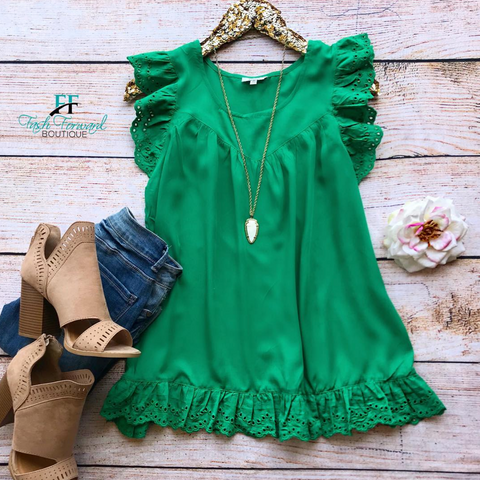 Great Expectations Green Top