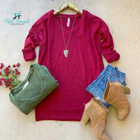 DOTD - The Lesley Tunic