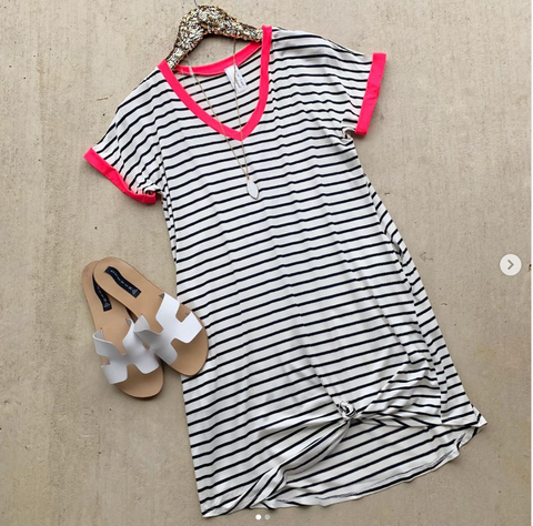Keeping It Cool Dress