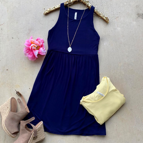 Keeping it Simple Dress