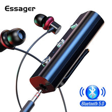 Load image into Gallery viewer, Essager Bluetooth 5.0 Receiver For 3.5mm Jack