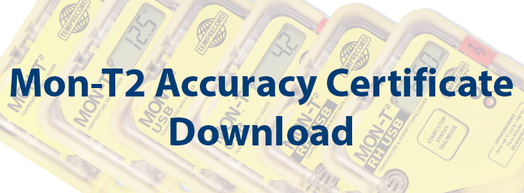 Mon-T2 Accuracy certificate download