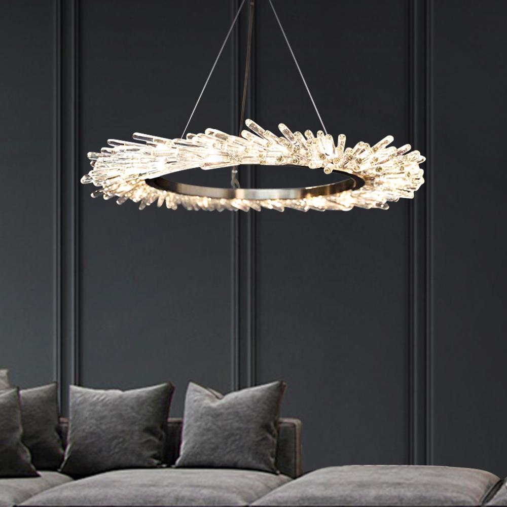 Luxury Modern Crystal Chandelier Lighting