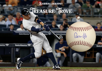 Aaron Judge Treasure Trove II