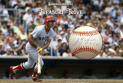 Carl Yastrzemski Treasure Trove