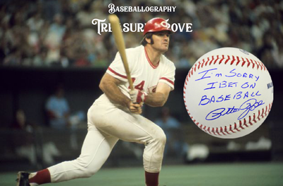 Pete Rose Treasure Trove