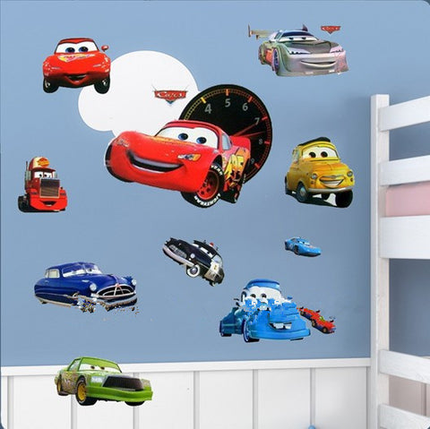 Cars wallstickers