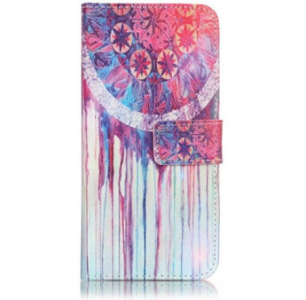 """Colors"" iPhone 7 / iPhone 8 flip cover - CITYSHOPPEN.DK"