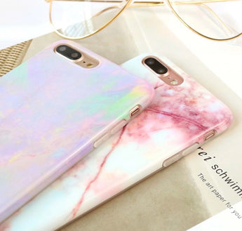 Opal print cover til iPhone 7 / iPhone 8