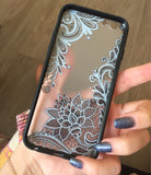 Perfect print cover, iPhone 7