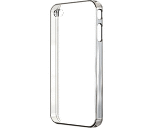 """Clear"", cover til iPhone 4. Udstillings-model - CITYSHOPPEN.DK"