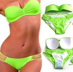 """The Key"" bikini, trusse"