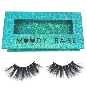 Fuck it up, sis - Moody Babe Lashes