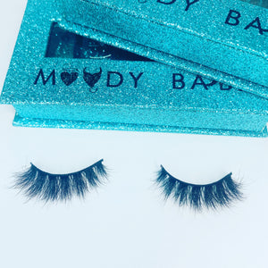 NEVER SCARED - Moody Babe Lashes