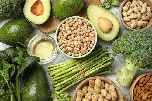 image with vitamin e food sources