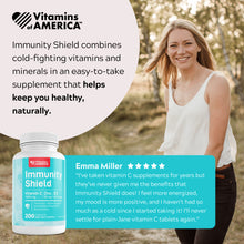 Load image into Gallery viewer, Immunity Shield – Herbal Blend with Vitamin C, D & Zinc